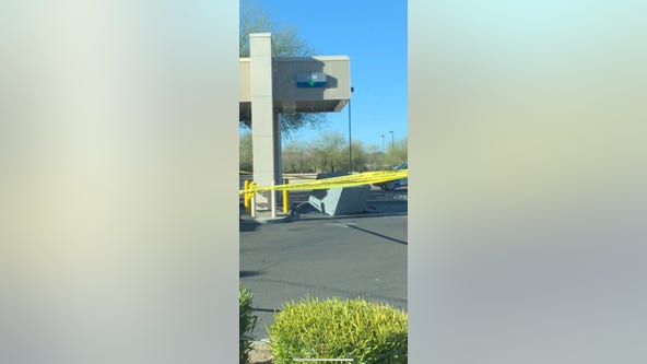 FBI investigating after Peoria man's truck was stolen and used to pull out ATM