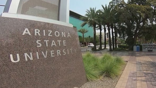 PD: Suspect sought who attacked, groped ASU student