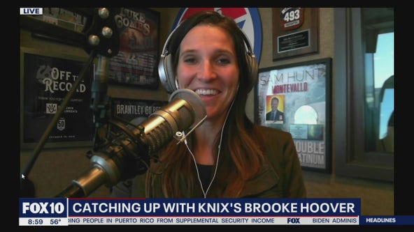 Catching up with KNIX's Brooke Hoover - 3/2/21