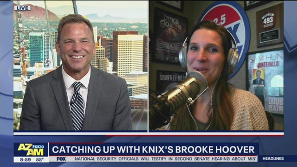 Catching up with KNIX's Brooke Hoover - 3/3/21