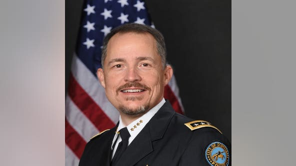 City of Scottsdale names new police chief