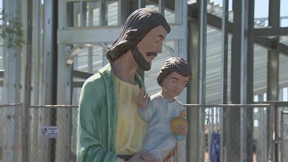Phoenix's St. Joseph's Catholic Church needs help funding its reconstruction