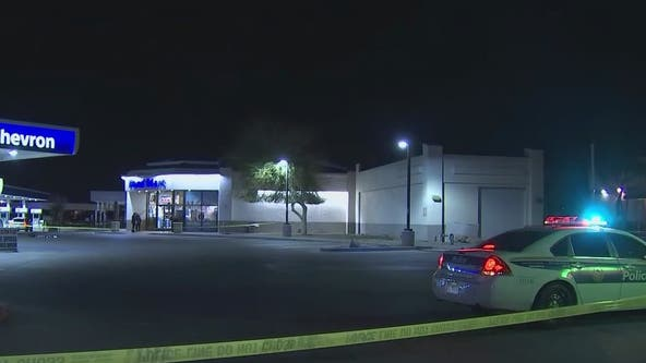 PD: Gas station clerk shoots, kills man in Phoenix