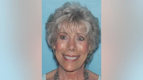 77-year-old woman with dementia missing out of Mesa