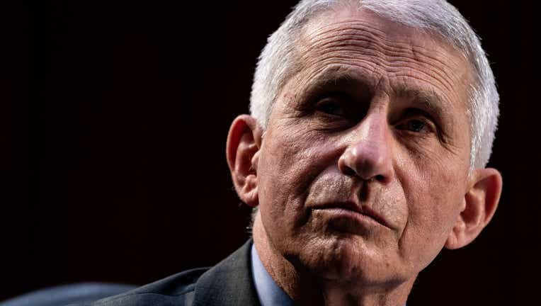Dr. Fauci Testifies Before Senate Committee On Federal Response To COVID-19