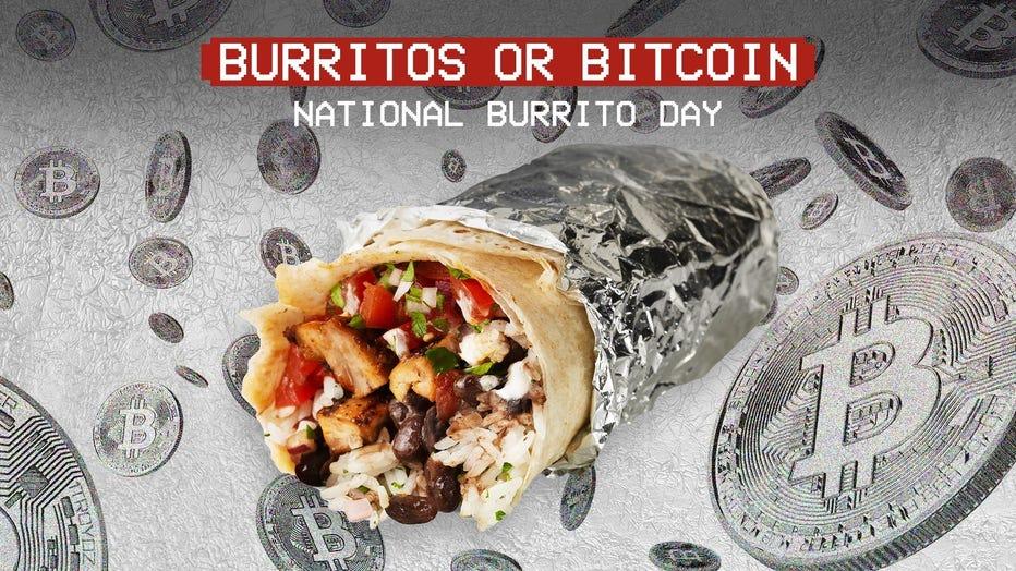Chipotle Burritos or Bitcoin