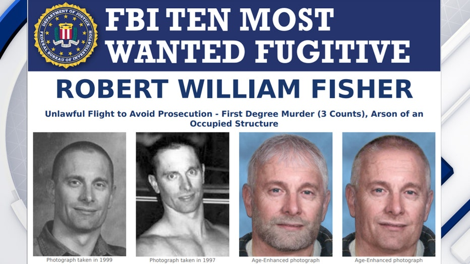 robert fisher 2016 fbi most wanted poster