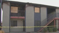 Woman found dead in apartment fire with 10-foot flames in Phoenix
