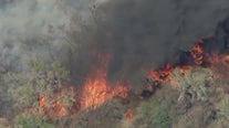 Pinal County's Margo Fire shows signs of an impending busy wildfire season