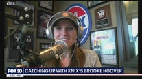 Catching up with KNIX's Brooke Hoover - 4/16/21