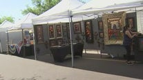 Fountain Hills hosts arts and crafts festival