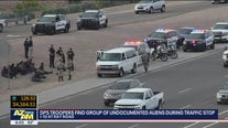 DPS: Group of undocumented immigrants found during traffic stop on I-10