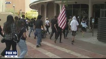 W.E. Rising Project holds rally in downtown Phoenix