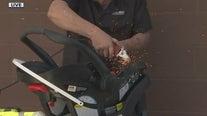 Arizona auto shops recycling old car seats
