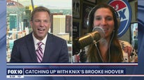 Catching up with KNIX's Brooke Hoover - 4/12/21