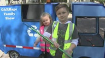 East Valley children pick up litter for charity