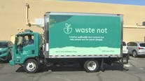 Waste Not organization helps people who are food insecure