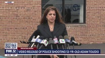 'The videos speak for themselves': Family attorney says Adam Toledo didn't have a gun in his hand when shot