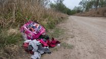 Number of kids traveling alone at US-Mexico border hits all-time high in March