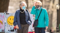 Near-universal mask use could save 14,000 lives from COVID-19 in US by August, according to model