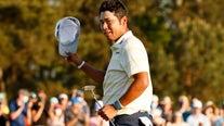 Hideki Matsuyama wins Masters, first Japanese golfer to win major championship