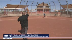 Registration deadline extended for youth sports in Glendale