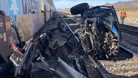 MCSO investigates fatal train collision in Golden Valley