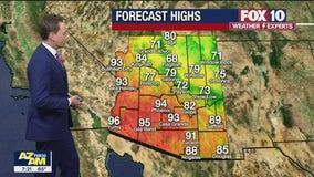 Morning Weather Forecast - 4/10/21