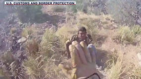 Injured migrant rescued in southern Arizona wilderness