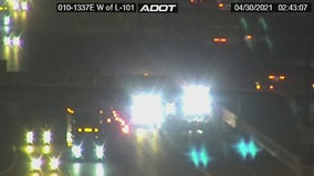 DPS investigating wrong-way driver crash on I-10 near Loop 101