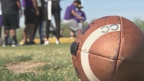 Children playing youth football is declining, says a new survey