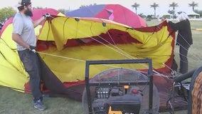 Arizona Balloon Classic at Goodyear Ballpark