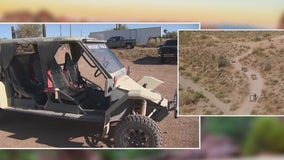 Desert Wolf Tours offers off-road adventures in the desert