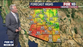 Noon Weather Forecast - 4/8/21