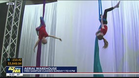 Queen Creek aerial gym offering free sampler classes
