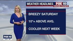 Evening Weather Forecast - 4/9/2021
