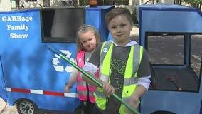 East Valley children pick up litter for charity