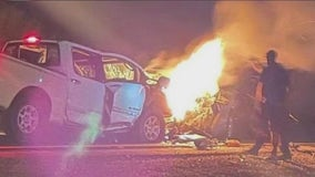 Wrong-way driver ID'd; Among 5 who died in Arizona car crash