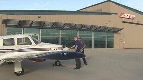 Mesa flight school helps train pilots for major airlines