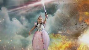 Girl battling cystic fibrosis designs superhero costume with ASU students