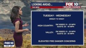 Evening Weather Forecast - 4/11/21