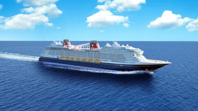 Disney Wish unveiled: Cruise line gives behind-the-scenes look