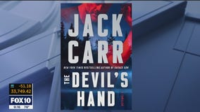 Former Navy SEAL's fourth novel to be a developed into an Amazon Prime series
