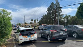 PD: Suspects on the run after police shooting near 61st Avenue and Glendale