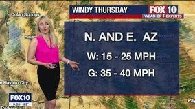 Evening Weather Forecast - 4/7/2021