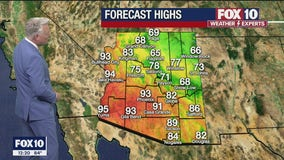 Noon Weather Forecast - 4/20/21