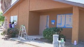 Arizona adopt-a-home program provides a house, supplies for homeless families