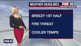 4 p.m. Weather Forecast - 4/12/21