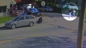 Surveillance video shows moment pregnant teen shot in Prince George's County