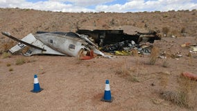 Two killed in plane crash near Winslow; cause under investigation
